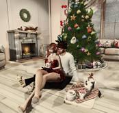 <Heart Homes> Snowman Christmas Tree - PG