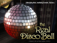 The Real Disco Ball