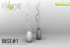inVerse® MESH - Vase Decor #1 -  MESH full permission bxd
