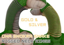 Snode - ONA Snokra Neck Rings