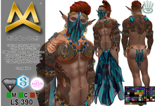 <MK> Ali Baba Outfit
