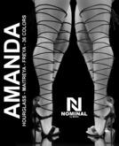 NOMINAL: AMANDA LACED HEELS & HUD DEMOS