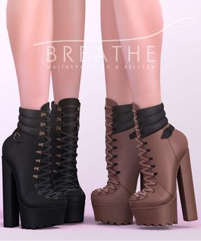 [BREATHE]-Elena Heels-DEMO-(for Slink High Feet & Maitreya Lara & Belleza)