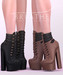 [BREATHE]-Elena Heels-Pack Three-(for Slink High Feet & Maitreya Lara & Belleza)
