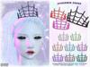 [ bubble ] Spiderweb Crown