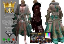 <MK> Aesthetic Kami Kimono