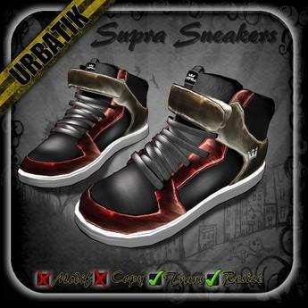 URBATIK Supra sneaker ColorBlack