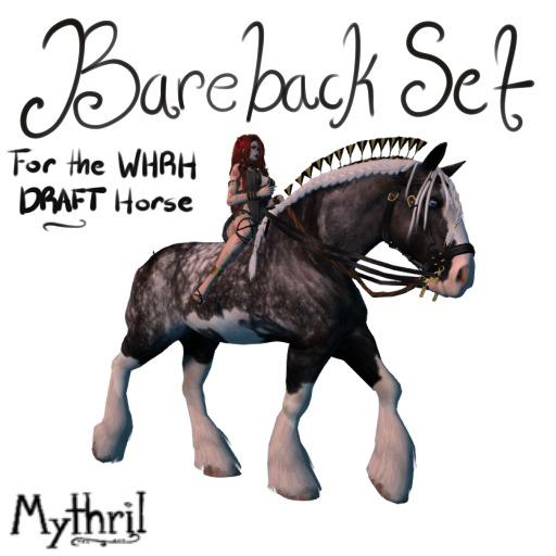 ~Mythril~ WHDRAFT: Bareback Set