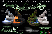-Elemental Guardians Fatpack: 4 Elements- by Khyle Sion