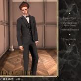 Maraschino - Carraway Suit - Black Tie