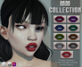 Zs mm full collection lips pic