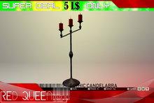 【ⓇⓆ】SUPER DEAL :: Gothic Candlelabra