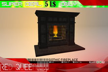 【ⓇⓆ】SUPER DEAL :: Gothic Fireplace