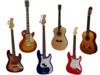 Guitars - High Detail