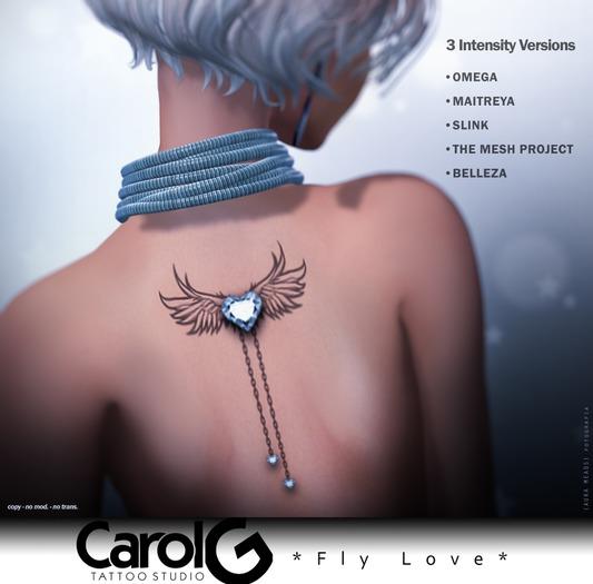 Fly Love - Tattoo [CAROL G]