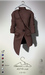 [sYs] JESTYR jacket M (body mesh) - brown