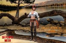 Fantasy Woman 001