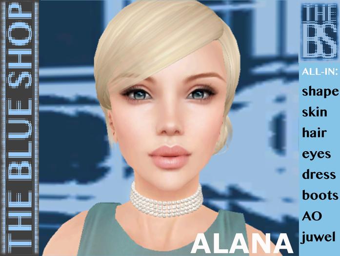 ALANA Complete avatar NEW!