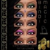 .:Glamorize:. Bindi Magic Makeup/Bindi Layers