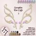 !IT! - Seraphim Ear Cuffs 3