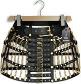 "JF Design""Nelly""[Maitreya/Belleza] Skirt/Panties - Black"