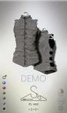 [sYs] JIL vest (Male body mesh) - DEMO