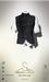 [sYs] OSCAR vest (Male body mesh) - black/white