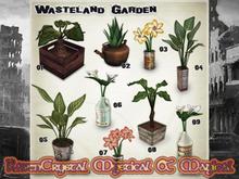 [V/W] Wasteland Garden Gacha C06
