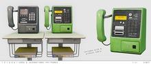 taikou / pay phones