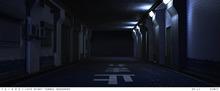 taikou / late night tunnel backdrop