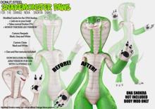 DS; Snakemonster Paws