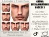 CATWA ANIM Male Eyes [E]