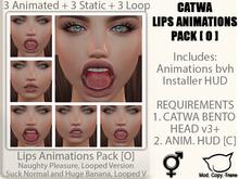 CATWA ANIM Lips [O]