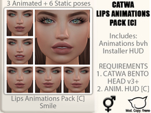 CATWA ANIM Lips [C]