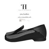-Thalia Heckroth- Anu loafers (MAITREYA) BLACK