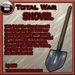 Total War Shovel