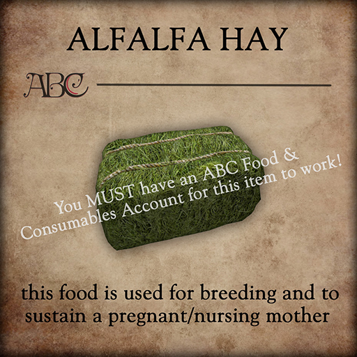 ABC - Alfalfa - 1 Pack
