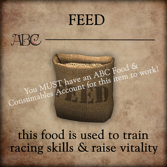 ABC - Feed - 1 Pack