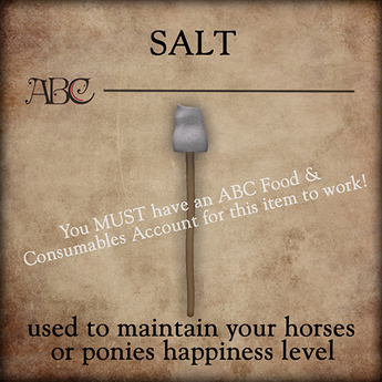 ABC - Salt - 1 Pack