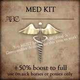 ABC - Med Kit - 1 Pack