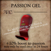 ABC - Passion Gel - 1 Pack