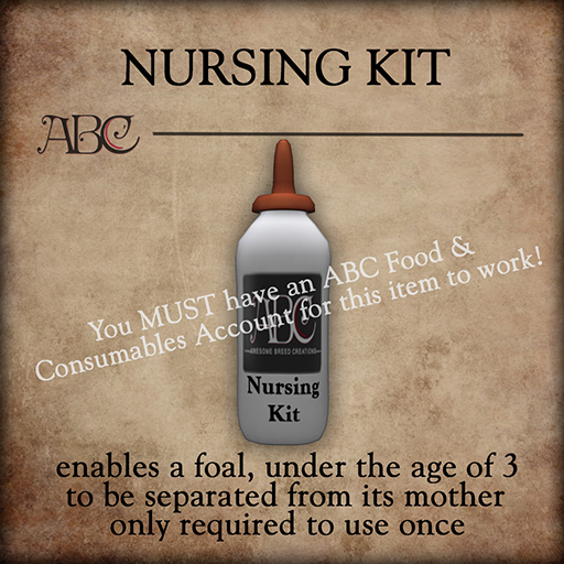ABC - Nursing Kit - 1 Pack