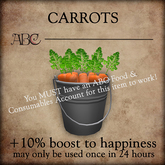 ABC - Carrots - 1 Pack