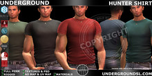 [UG MESH] HUNTER SHIRT