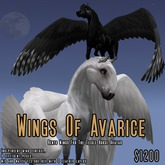 Wings Of Avarice 1.0 Core For Teegle Horse