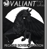 VALIANT - Pegasus Hover Replacer Animation