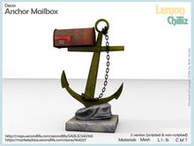Anchor Mailbox (Mesh) [Lemon Chilliz]