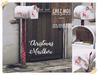 Christmas Mailbox ♥ CHEZ MOI