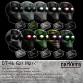 -Darkemy- DT-46 Gas Mask