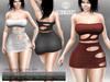 [GUNSHOT] Beena Outfit - Top&Skirt - Full Perm